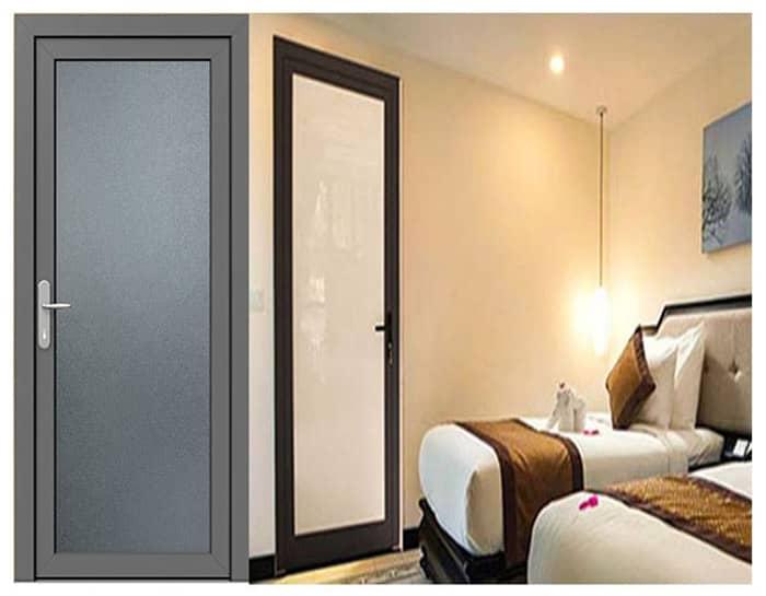 Mẫu cửa nhôm Xingfa cho phòng ngủ là lựa chọn hàng đầu